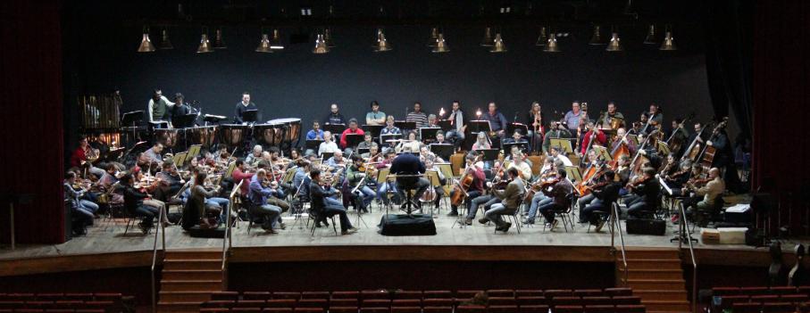 Orquestra Filarmônica da PUCRS e Orquestra Sinfônica da UCS