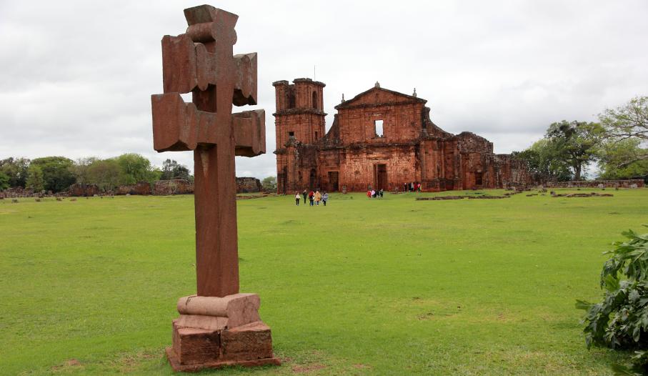 Sítio Arqueologico de São Miguel Arcanjo