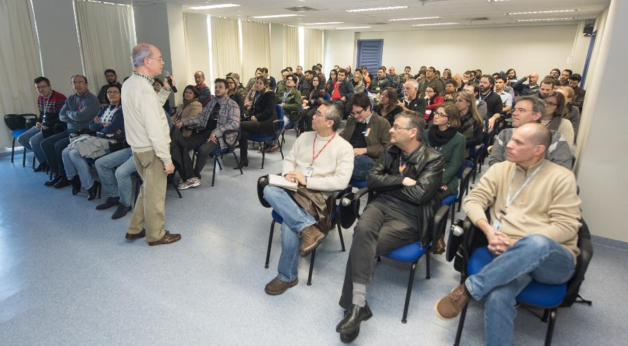 Joaquim Clotet foi o convidado do Story Telling, da HPE