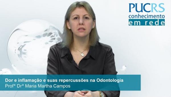 Vídeo do Conhecimento em Rede aborda inflamações odontológicas