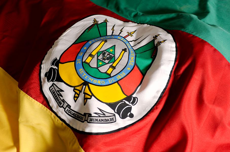 Bandeira do Estado do Rio Grande do Sul