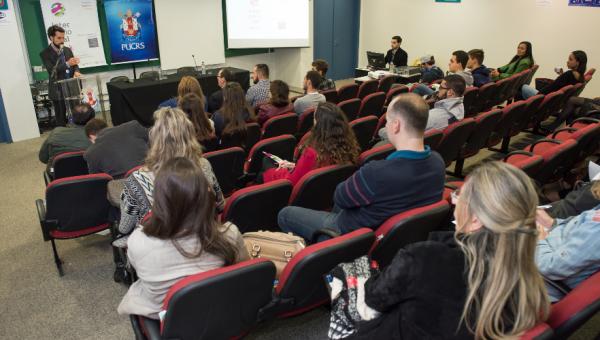 Carreira e cultura italianas são abordadas em palestra