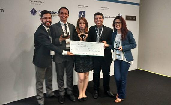 Vencedores do Prêmio Universitário da Associação Brasileira de Comunicação Empresarial (Aberje)