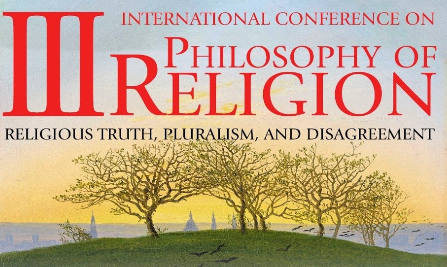 3rd International Conference on Philosophy of Religion