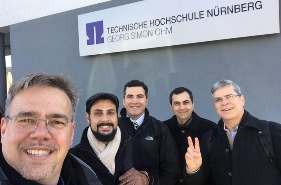 Professores da Escola de Negócios participam de missão internacional na Alemanha