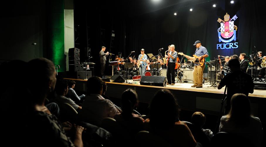 Concerto com a Banda dos Professores da Famecos