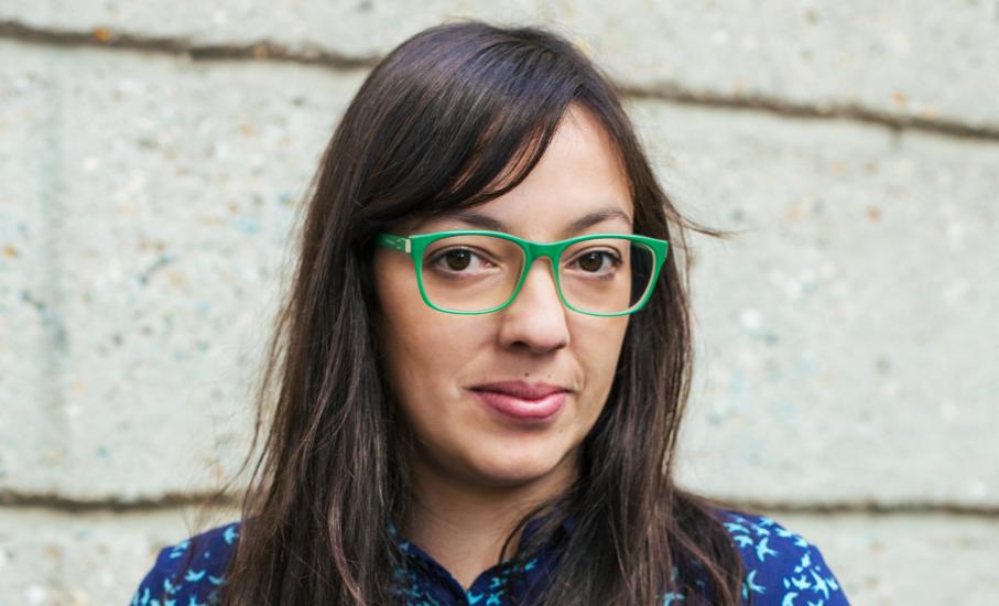 Natalia Borges Polesso, vencedora do Prêmio Jabuti