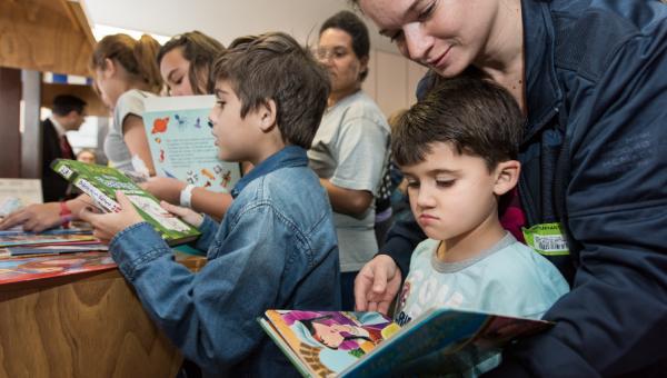 Feira do Livro Infantil do HSL ocorre nesta quinta-feira