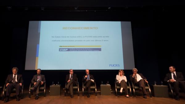 Realizações da Universidade em 2016 são apresentadas em evento