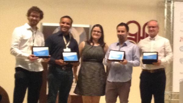 Pesquisadores da PUCRS recebem Prêmio CNI de Economia 2016