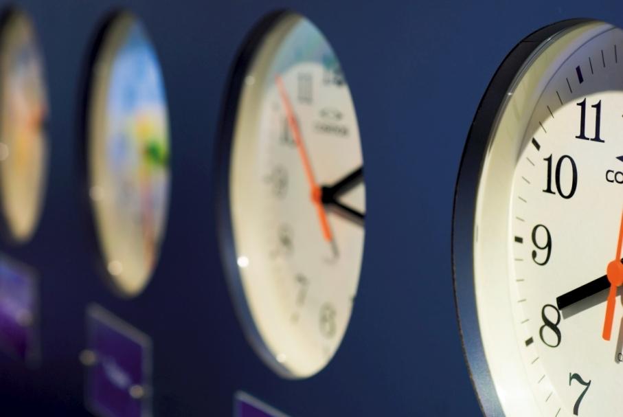 Relógios - MCT
