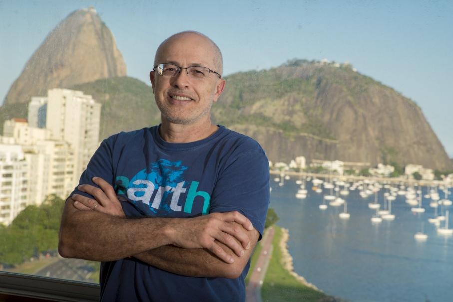 RIO DE JANEIRO 15/09/2015 GLOBO UNIVERSIDADE SILVIO MEIRA FGV - BOTAFOGO - RJ FOTO RENATO VELASCO