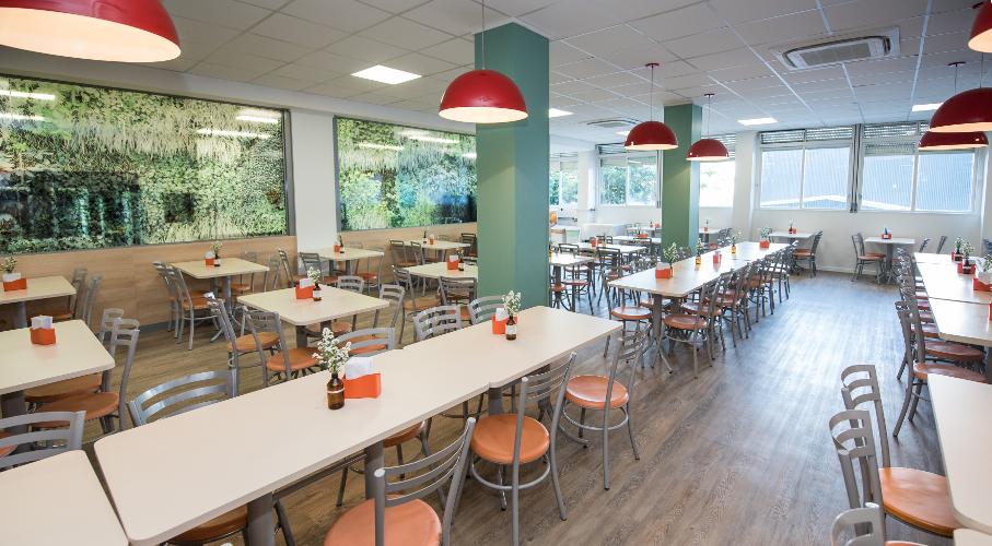 Restaurante dos colaboradores do HSL é reformado