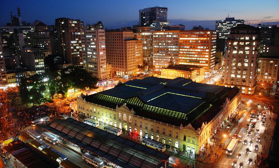 Porto Alegre, Centro, Mercado Público