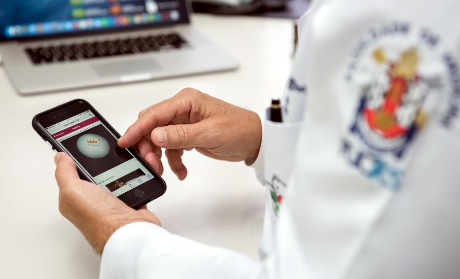 Interna - Aplicativos da Escola de Medicina