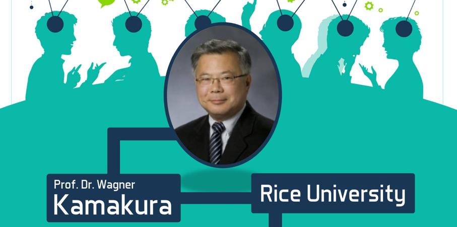 Wagner Kamakura, Rice University, Escola de Negócios