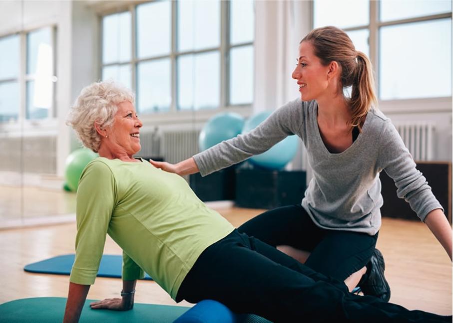 atividade física, idosos