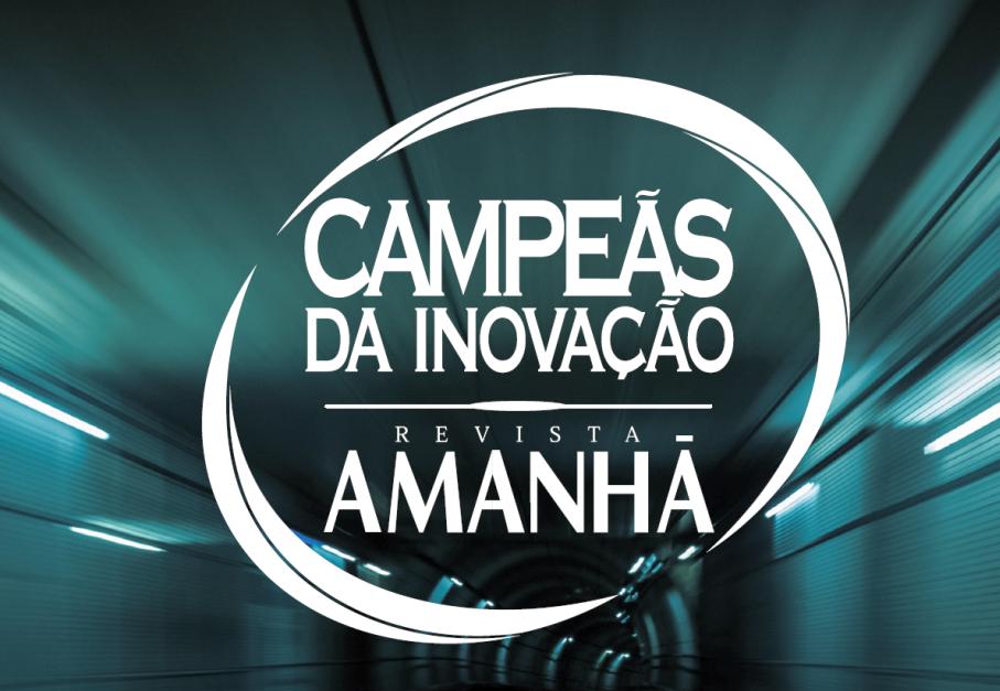 Campeãs da Inovação,Revista Amanhã,inovação