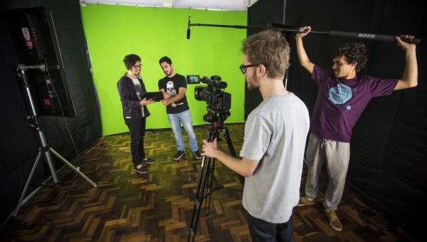 Tecna promove oficina de produção audiovisual para Geração Z