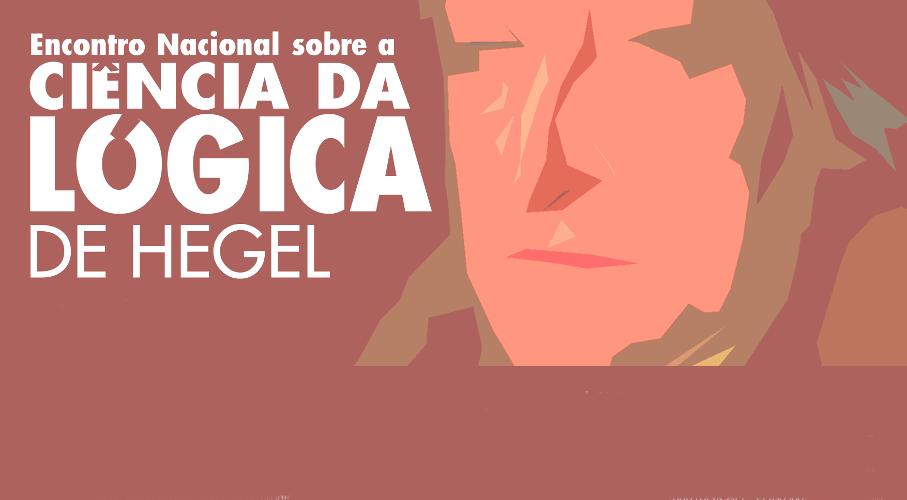 hegel, encontro nacional, ciência da lógica