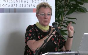 gabriela rosenthal, ciências sociais, göttingen, socióloga