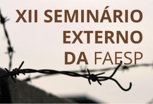 seminario, faesp, segurança pública