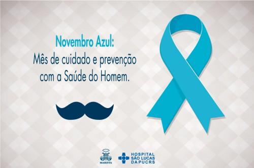 Novembro azul 2017, Hospital São Lucas