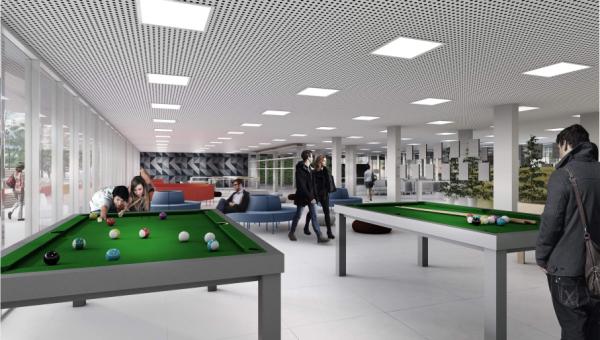 Serviços aos alunos migram provisoriamente do prédio 15 para novos espaços