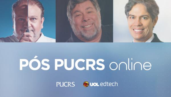 Pós PUCRS Online propõe novo modelo de ensino para pós-graduação