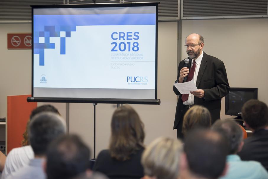 3º Encontro do Ciclo Preparatório PUCRS 2017-2018 para a CRES