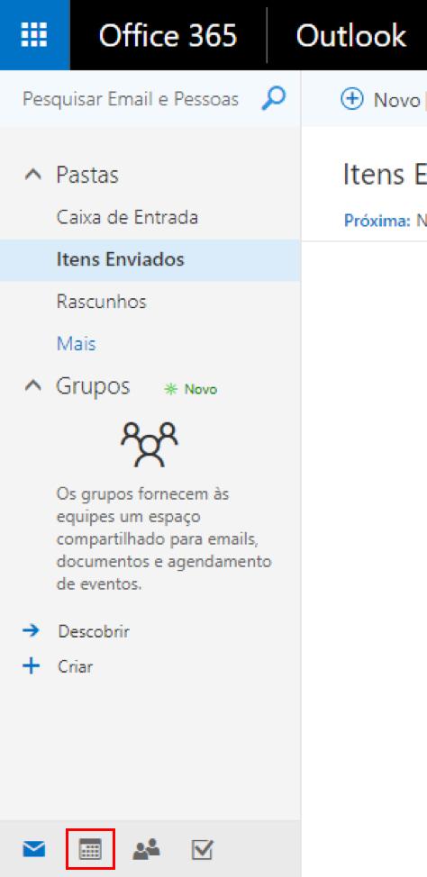 Office 365 - Calendário