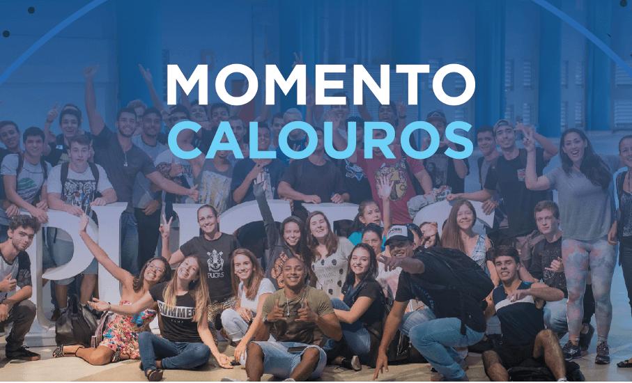 Banner - Momento Calouros
