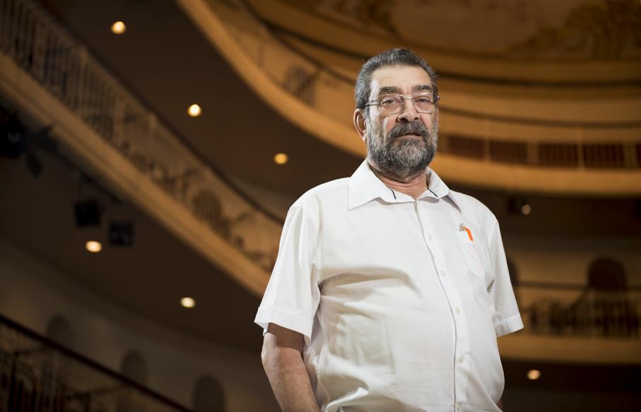 Antonio Hohlfeldt, Theatro São Pedro