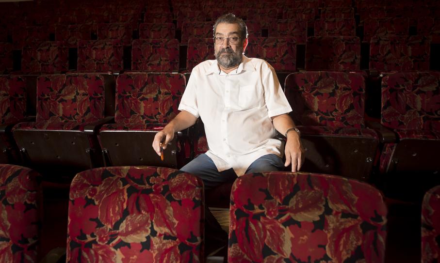 Antonio Hohlfeldt,Theatro São Pedro,Plateia