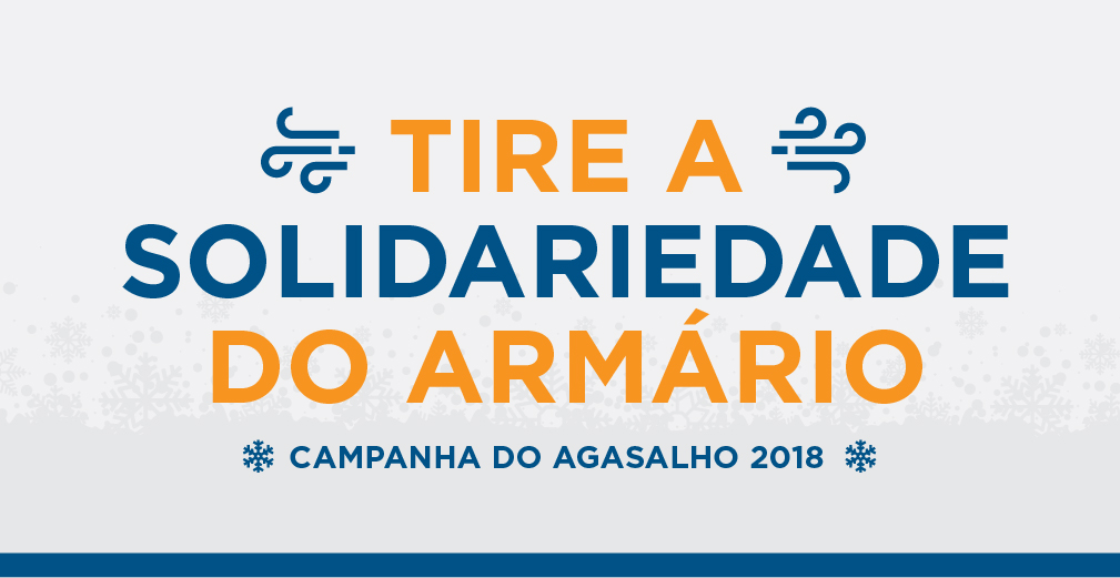 Campanha do Agasalho 2018