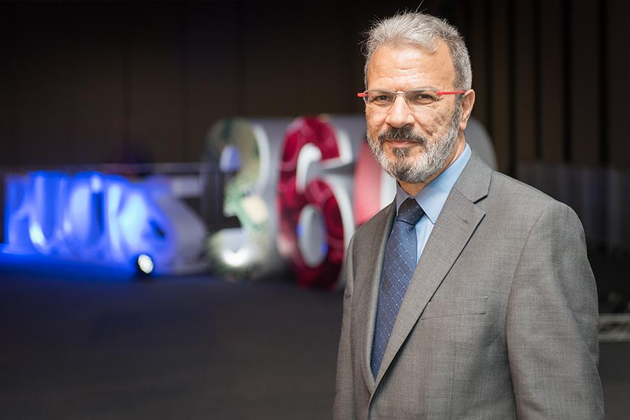 Jorge Audy, superintendente, inovação, desenvolvimento, pucrs 360, pucrs