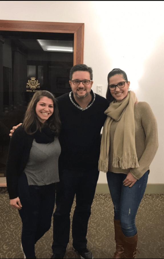 Programa de Dupla Titulação,Universitá Degli Studi di Parma,UNIPR,Gabriela Bertol,Mariana Bernieri Schiavon de Andrade,Arthur Maria Ferreira Neto