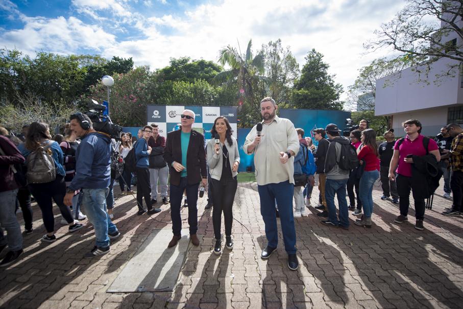 Caminhos Para A Vitória Volta Ao Campus No Dia 23 De Maio