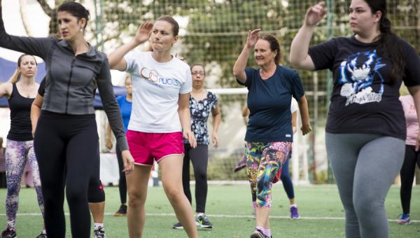 Parque Esportivo celebra aniversário com práticas esportivas gratuitas
