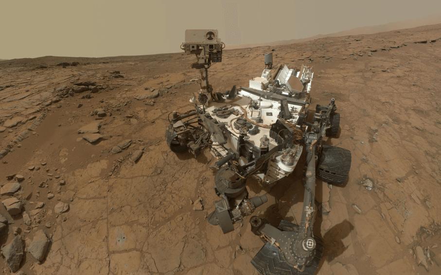 rover curiosity,palestra nasa,escola politecnica