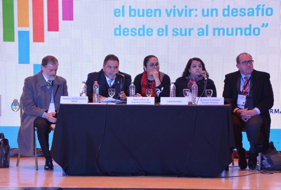 Cres 2018,3ª Conferência Regional da Educação Superior da América Latina e Caribe,Córdoba,Argentina,Ir. Evilázio Teixeira