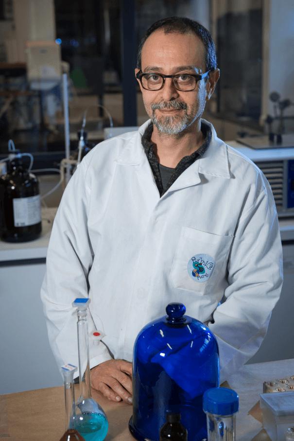 André Arigony Souto,Química,Escola de Ciências