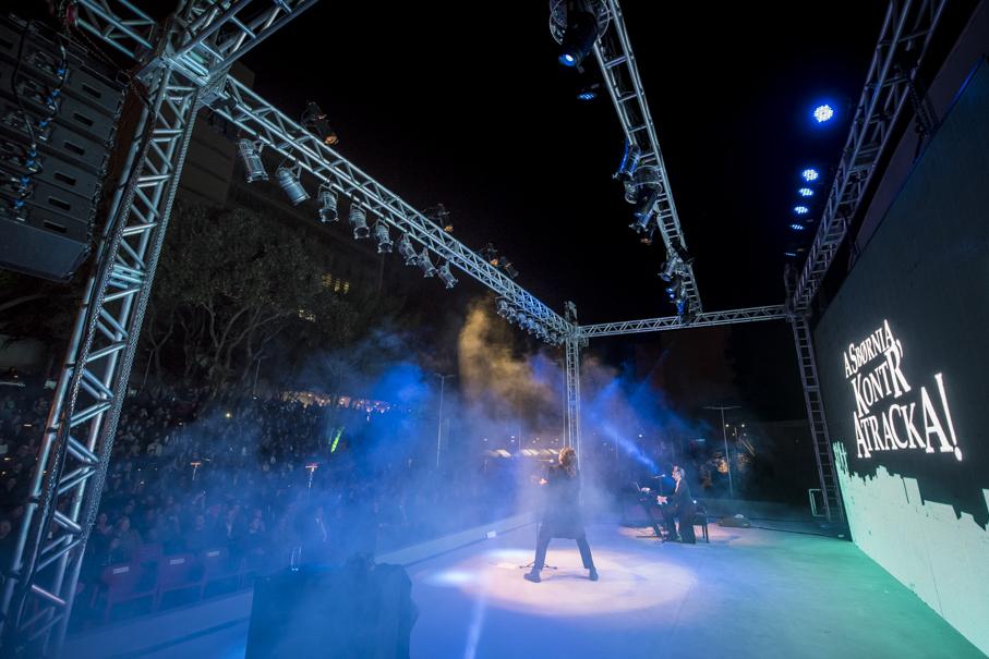 Rua da Cultura, Instituto de Cultura, inauguração, lançamento, atração, apresentação, lazer, espetáculo, teatro, Sbornia