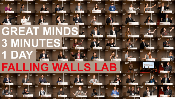 Falling Walls Lab Brazil premia ideia com potencial transformador