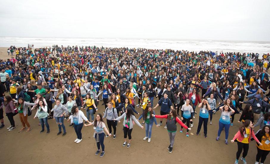 Encontro Jovens Maristas 2018, Pastoral Juvenil Marista, Pastoral, Rede Marista