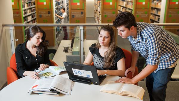 Biblioteca Central da PUCRS reúne cultura, tecnologia e acessibilidade
