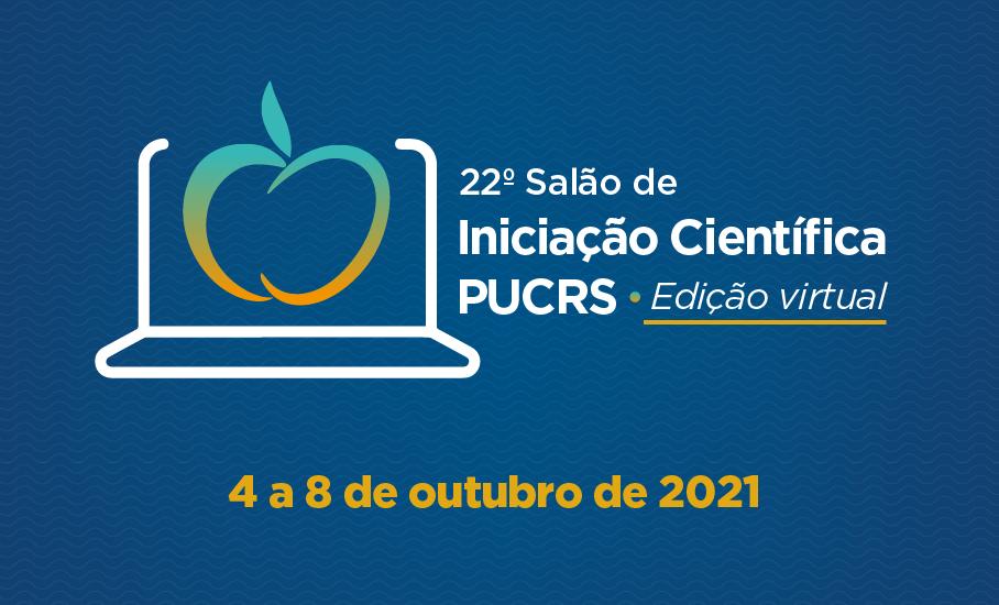 Participe do 22º Salão de Iniciação Científica da PUCRS!