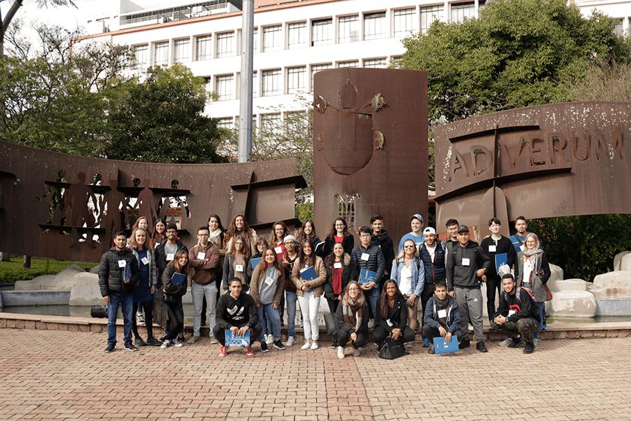 alunos internacionais,mobilidade acadêmica