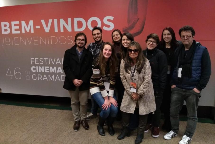 equipe tecna, 46 festival de cinema de gramado