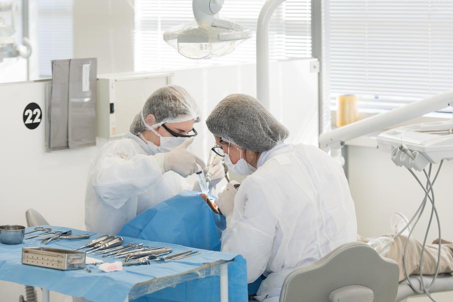 Odontologia, novos equipamentos
